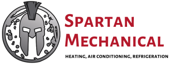 Bedford, IN | Spartan Mechanical Logo